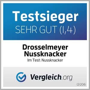 Drosselmeyer Nussknacker - Testsieger bei vergleich.org